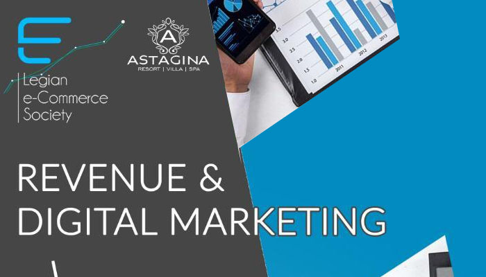 Upcoming:  Revenue & Digital Marketing